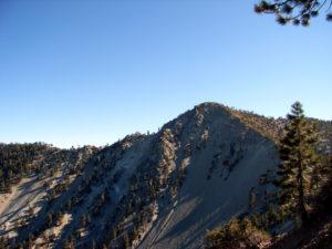 Thunder Mountain and Telegraph Peak