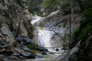 Switzer Falls and Bear Canyon