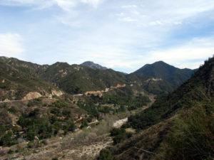 Mount Lukens via Stone Canyon