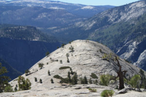 North Dome and Indian Rock