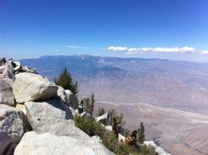 Mount San Jacinto via Mountain Station