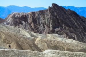Golden Canyon and Gower Gulch to Zabriskie Point