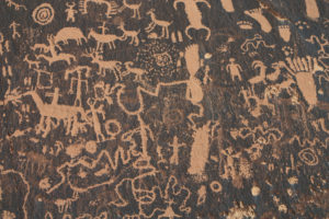 Newspaper Rock State Historical Monument