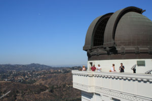 East Griffith Observatory Trail