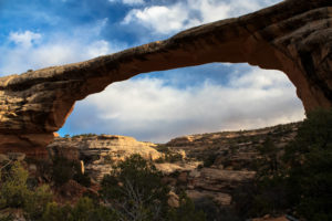 Natural Bridges Loop Trail