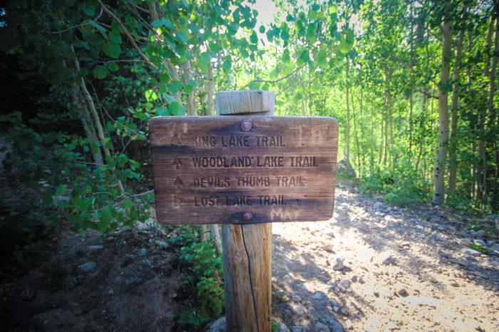 Lost Lake Trail