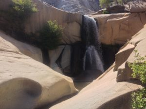 Canyoneering the Seven Teacups