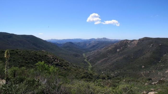 Secret Canyon Trail 7