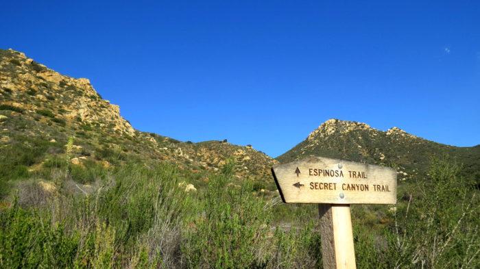 Secret Canyon Trail 16