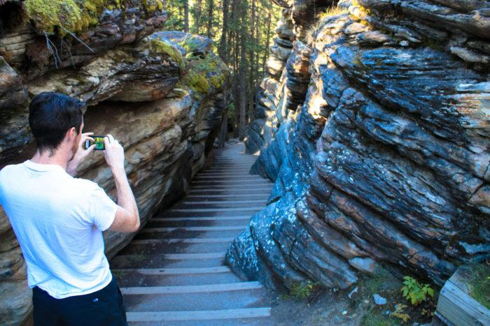 athabasca falls jasper-12