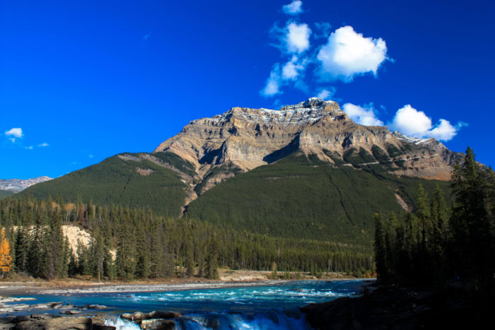 athabasca falls jasper-5