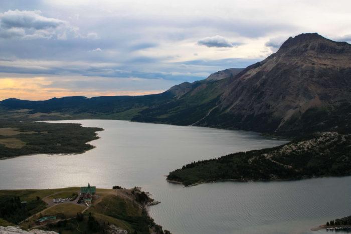 bear's hump waterton lakes-15