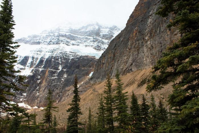 Edith Cavell Glacier-1