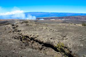Crater Rim Drive to Keanakāko'i