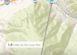 cairn non-searchable trip destination