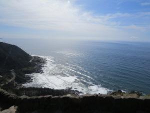 Amanda Trail at Cape Perpetua