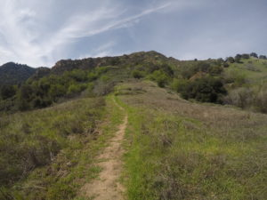 East Canyon and Rice Canyon Trails to Mission Peak