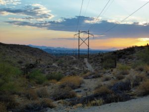 Beverly Canyon to Javelina Canyon
