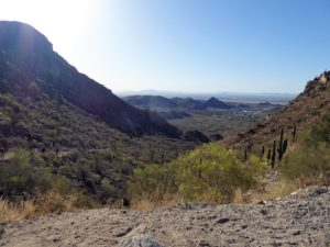 Telegraph Pass to Kiwanis Trail