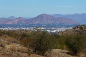 Echo Canyon Trail – Camelback Mountain