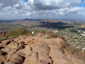 Cholla Trail to Camelback Mountain