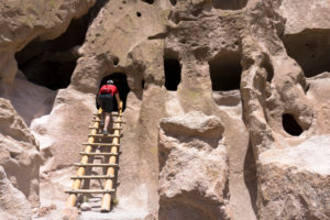 Bandelier Main Loop Trail and Alcove House