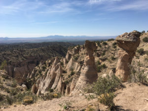 Cave Loop and Slot Canyon Trail
