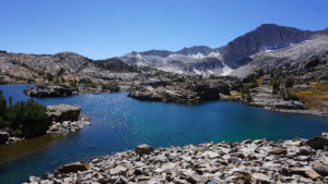 20 Lakes Basin and the Conness Lakes