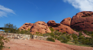 Double Butte Loop in Papago Park