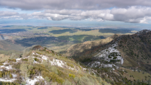 Mount Diablo Summit via Mitchell Canyon