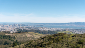 San Bruno Mountain Summit Loop