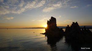 South Tufa at Mono Lake