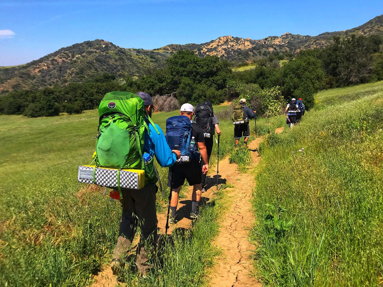Take A Guided Hike on the Backbone Trail