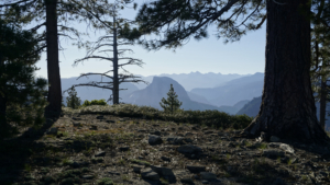 North Rim Route – Yosemite National Park