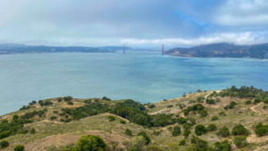 Mount Livermore on Angel Island