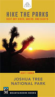 Hike the Parks: Joshua Tree National Park book cover