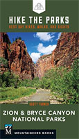 Hike the Parks: Zion and Bryce Canyon National Parks book cover